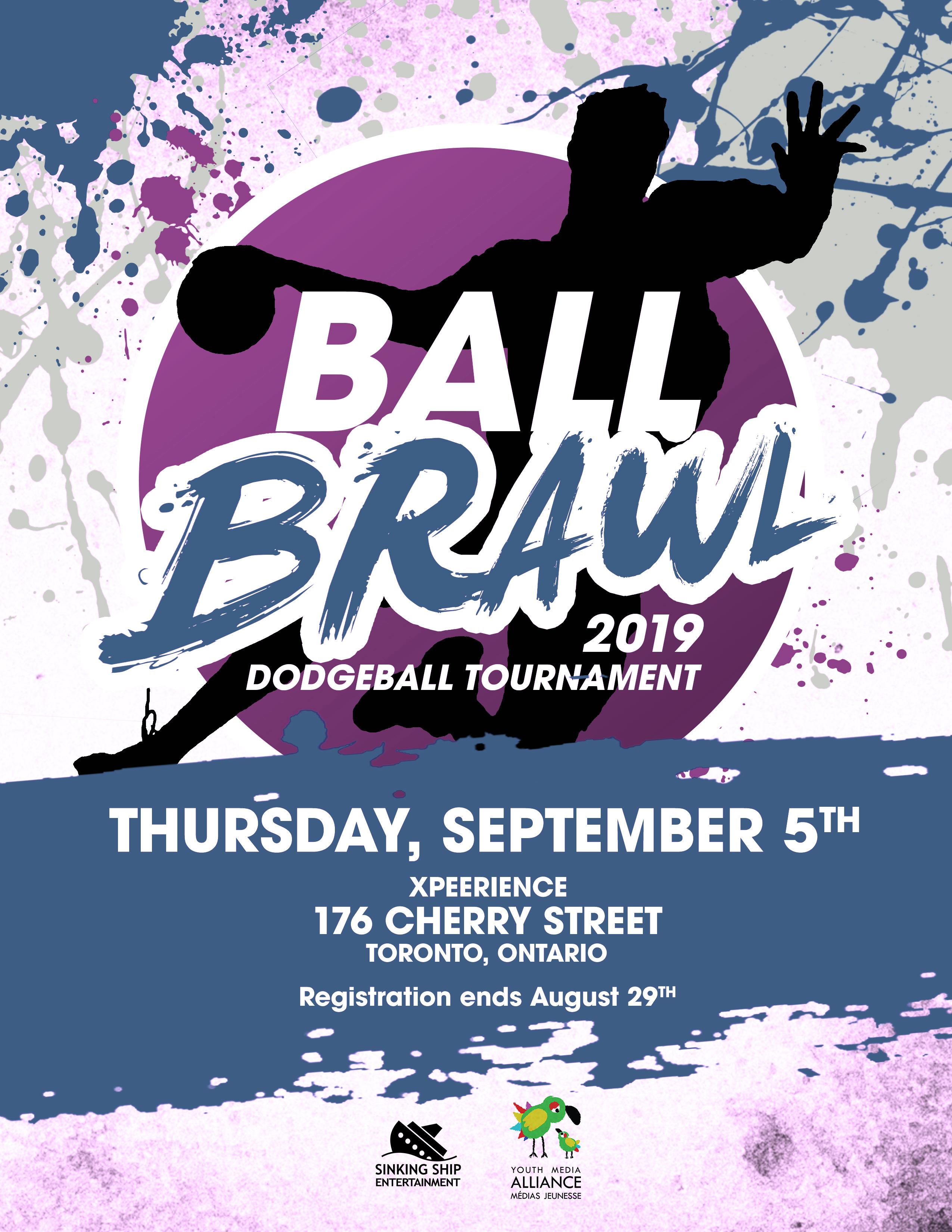 2019 Ball Brawl